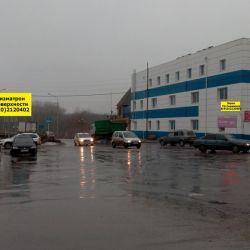 Гагарина, автостанция г. Льгов. Призматрон